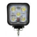 Foco de trabajo 5 LED