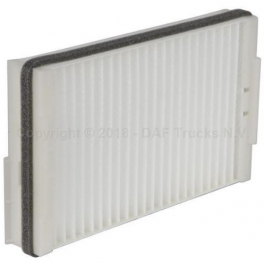 Filtro de aire de cabina TRP 2103003