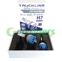 Kit H7 LED TRUCKLINE 2501ULH7LED