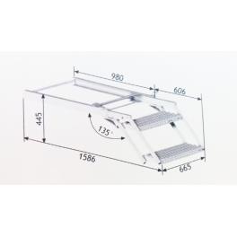 Escalera G750522