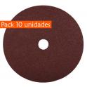 Pack discos vulcanizados