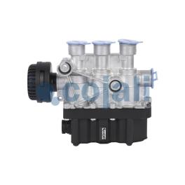 Válvula control suspensión ECAS 12062209463