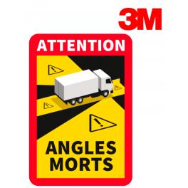 Señal advertencia ángulos muertos 25011546853