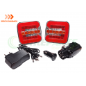 Kit luces remolque LED 1605FA328016