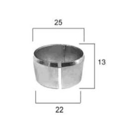 Pack casquillo centrador