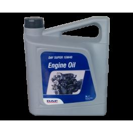 Aceite de motor 15w40 DAF Super