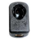 Rótula plástico botón G
