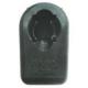 Rótula plástico botón 20º