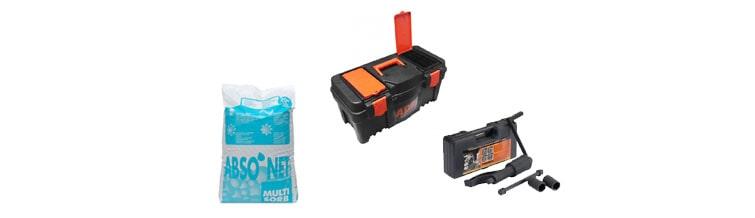 Herramientas y equipamiento