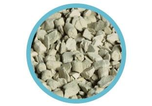Granulado absorbente sepiolita