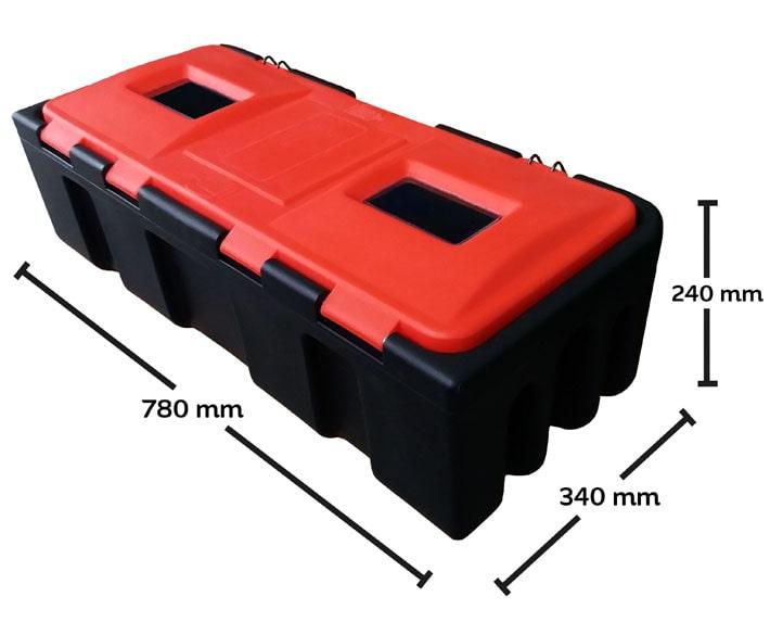 Cajón portaextintor - DyreParts Ibérica